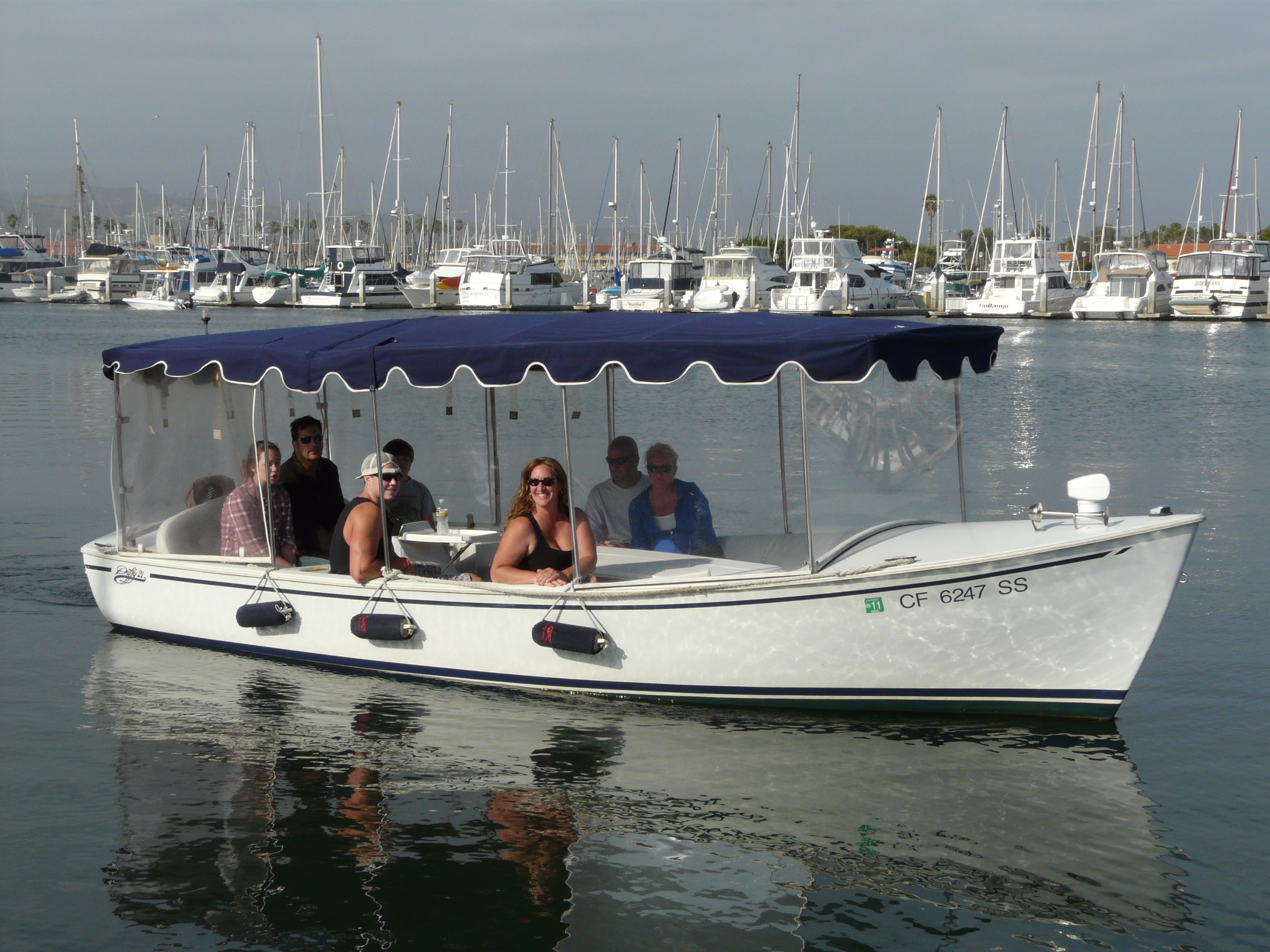 Now available at Newport Harbor Boat Rentals